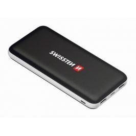 Swissten Black Core Slim 10000mAH, USB-C (22013924)