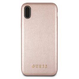 Guess Leather Hard Case Iridescent pro Apple iPhone Xs Max (GUHCI65IGLRG)