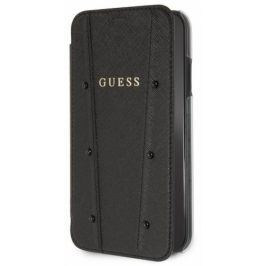 Guess Kaia Book Case pro Apple iPhone XR (GUFLBKI61KASABK)