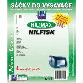Jolly NIL 1 MAX sáčky Nilfisk (4 ks)