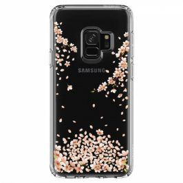 Spigen Liquid Crystal Blossom pro Samsung Galaxy S9 - květina (592CS22829)
