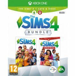 EA The Sims 4 Základní hra + Psi a Kočky (EAX372903)