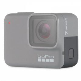 GoPro Replacement Side Door (HERO7 Silver) (ABIOD-001)