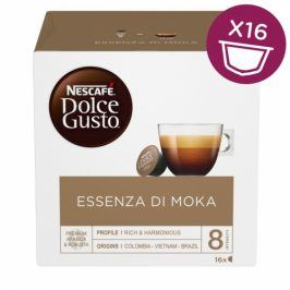 NESCAFÉ Essenza di Moka kávové kapsle 16 ks