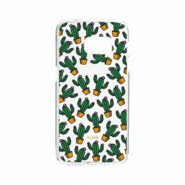 FLAVR iPlate pro Galaxy S7 Edge, kaktusy (26996)