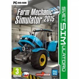CENEGA PC Truck Mechanic Simulator 2015 (374067)