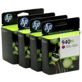 HP No. 940XL, 1400 stran, CMYK (C2N93AE)