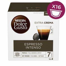 NESCAFÉ Espresso Intenso kávové kapsle 16 ks