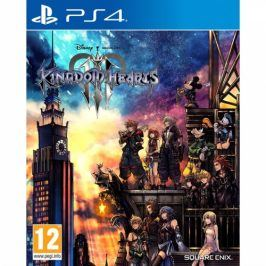 SQUARE ENIX PlayStation 4 Kingdom Hearts III (5021290068551)
