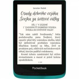 Pocket Book 627 Touch Lux 4 - Emerald (PB627-C-WW)