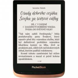 Pocket Book 632 Touch HD 3 - Spicy Copper (PB632-K-WW)