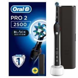 Oral-B PRO 2500 Black Cross Action