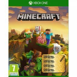 Microsoft Minecraft Master Collection (44Z-00148)