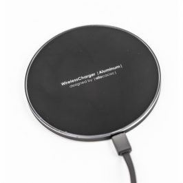 Powercube Wireless Charger Aluminum