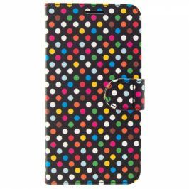 FIXED pro Apple iPhone 7/8 - motiv Rainbow Dots (FIXFIT-100-RAD)