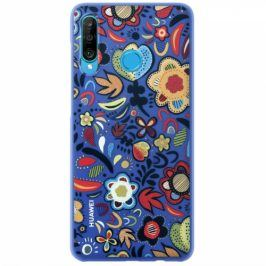 Huawei Colorful pro P30 Lite - Flower Blue (51993074)