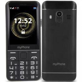 myPhone Halo Q Senior (TELMYSHALOQBK)