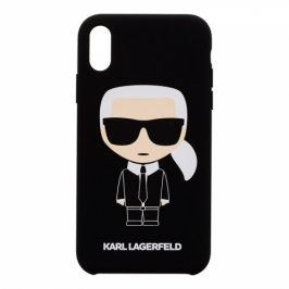 Karl Lagerfeld Full Body Iconic pro Apple iPhone XR (KLHCI61SLFKBK)