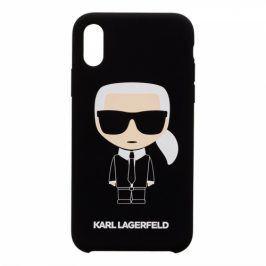 Karl Lagerfeld Full Body Iconic pro Apple iPhone X/Xs (KLHCPXSLFKBK)