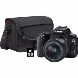 Canon 250D + 18-55 + SB130 + 16GB karta (3454C010)