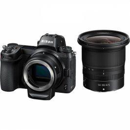 Nikon Z6 + 14-30mm + adaptér bajonetu FTZ KIT (VOA020K005)