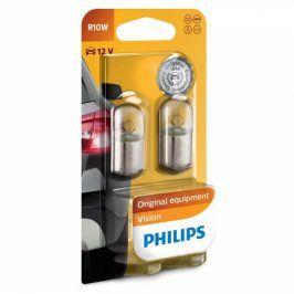 Philips Vision R10W, 2ks (12814B2)