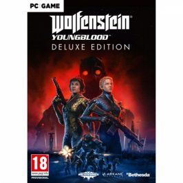 Bethesda PC Wolfenstein: Youngblood Deluxe Edition (5055856425281)