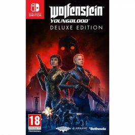 Bethesda Nintendo SWITCH Wolfenstein: Youngblood Deluxe Edition (5055856424888)