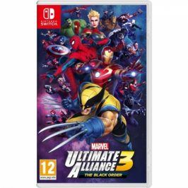 Nintendo Marvel Ultimate Alliance 3: The Black Order (NSS437)