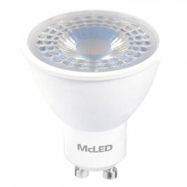 Žárovka LED McLED bodová, 5W, GU10, neutrální bílá (ML-312.153.87.0)