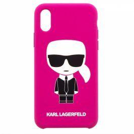 Karl Lagerfeld Body Iconic pro Apple iPhone X/Xs (KLHCPXSLFKFU)