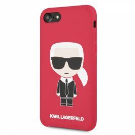 Karl Lagerfeld Full Body pro Apple iPhone 7/8 (KLHCI8SLFKRE)