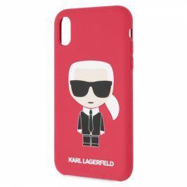 Karl Lagerfeld Full Body Iconic pro Apple iPhone XR (KLHCI61SLFKRE)