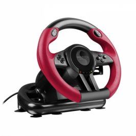 Speed Link TRAILBLAZER Racing Wheel pro PC, PS4/Xbox One/PS3 (SL-450500-BK)