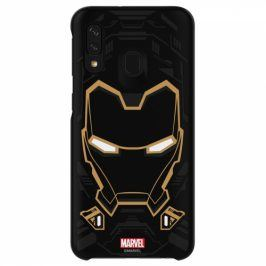 Samsung Smart Cover Iron Man na Galaxy A40 (GP-FGA405HIBBW)