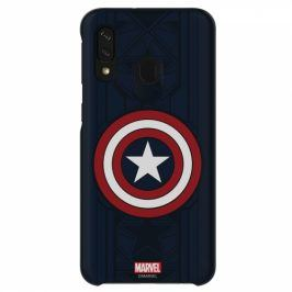 Samsung Smart Cover Captain America na Galaxy A40 (GP-FGA405HIBLW)
