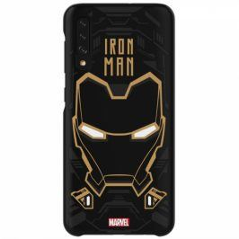Samsung Smart Cover Iron Man na Galaxy A50 (GP-FGA505HIBBW)