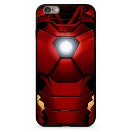 Marvel Premium Glass Iron Man pro Apple iPhone 6/6s (MPCIMAN7901)