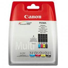 Canon CLI-551, 4x 7ml - originální (6509B009)