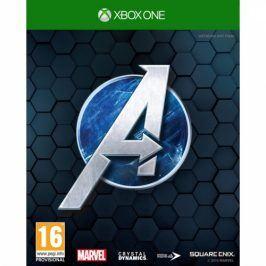 SQUARE ENIX Xbox One Marvel's Avengers (5021290085176)