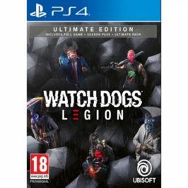 Ubisoft Watch Dogs Legion Ultimate Edition (USP484110)