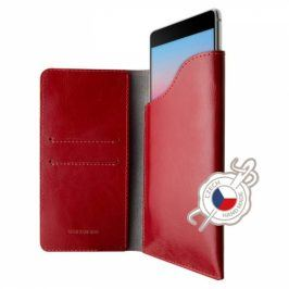 FIXED Pocket Book na Apple iPhone 6/6s/7/8/SE (2020) (FIXPOB-100-RD)