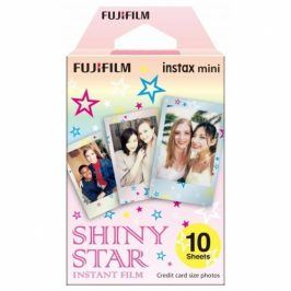 Fujifilm Instax Mini ShinyStar 10ks