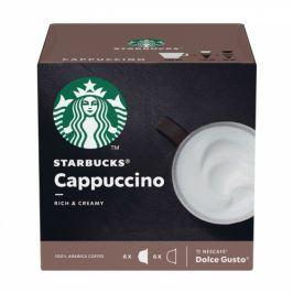 Starbucks CAPPUCCINO 12Caps