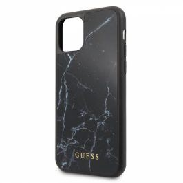 Guess Marble na Apple iPhone 11 (GUHCN61HYMABK)