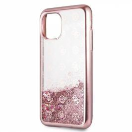 Guess 4G Peony Glitter pro Apple iPhone 11 (GUHCN61PEOLGP)
