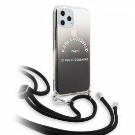 Karl Lagerfeld Gradient na Apple iPhone 11 (KLHCN61WOGRBK)