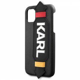 Karl Lagerfeld Strap pro Apple iPhone 11 Pro Max (KLHCN65HDAWBK)