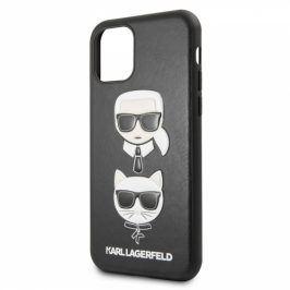 Karl Lagerfeld & Choupette na Apple iPhone 11 Pro (KLHCN58KICKC)