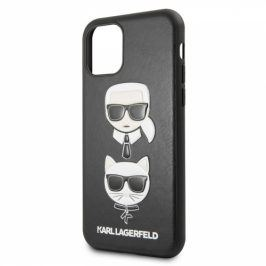 Karl Lagerfeld & Choupette pro Apple iPhone 11 (KLHCN61KICKC)